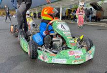 Photo of O valdeorrés Leo Pérez, cuarto no campionato galego de Karting alevín