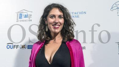 Photo of A actriz Lucía Álvarez, de Mouruás (Río), presentará a gala de clausura do 25 OUFF
