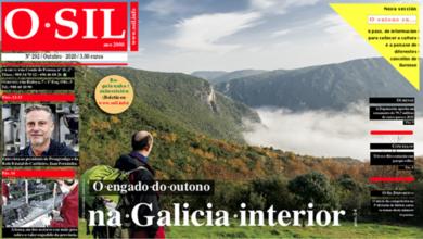 Photo of O outono na Galicia interior, no número de outubro do Periódico O SIL