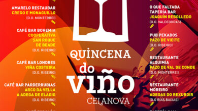 """Photo of Adegas valdeorresas, na """"Quincena do Viño"""" de Celanova"""