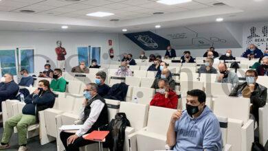 Photo of A RFG de Fútbol colaborará cos clubs de 3ª división na financiación dos tests e da figura do xefe médico