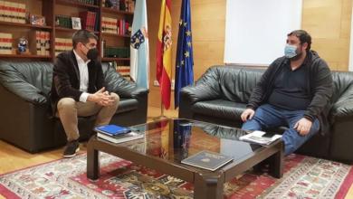 Photo of O alcalde de Río plantéxalle ao delegado da Xunta a necesidade dun plan de mobilidade para este municipio