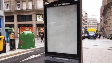 Photo of O Concello de Ourense non renovará a concesión da explotación de mobiliario urbano publicitario