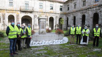 Photo of 1 millón de euros para novas instalacións de acollida a peregrinos no Mosteiro de Oseira