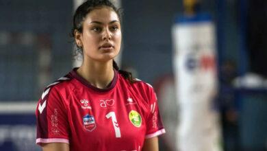 Photo of A quiroguesa Carolina Camino (CV Emevé), mellor xogadora da 8ª xornada da liga Iberdrola de Voleibol