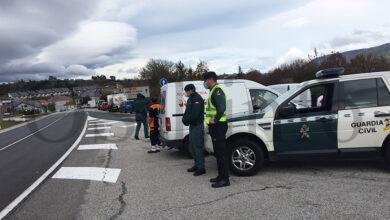 """Photo of Garda Civil, Policía Local e Protección Civil velan pola seguridade en """"La Vuelta"""""""