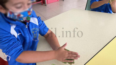 Photo of Ponse en marcha en Verín unha acción de concienciación sobre a hixiene fronte ao Covid para escolares