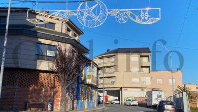 Photo of A iluminación de Nadal xa está instalada na Rúa