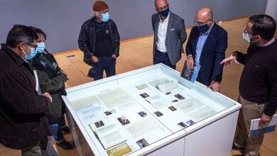 Photo of Ourense conmemora o 20º aniversario do pasamento de José Ángel Valente cunha exposición