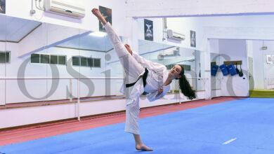 Photo of A karateka barquense Lucía Herrero participará esta fin de semana no seu primeiro campionato de España sub21