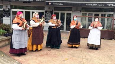 Photo of Os magostos musicais nas rúas 2020 percorren a cidade de Ourense