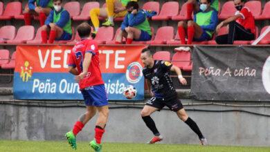 Photo of O CD Barco cae ante a UD Ourense no derbi disputado no Couto