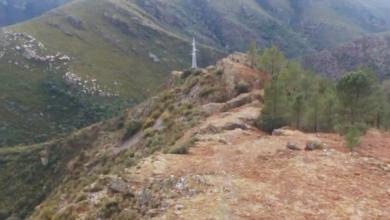 Photo of O xacemento arqueolóxico do Castrillón (Larouco), a vista de paxaro