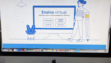 Photo of Educación prepara un Plan de Ensino virtual ante posibles peches ou confinamento