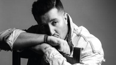 """Photo of Diego Nóvoa: """"Cada canción é como unha cocteleira na que vas introducindo os diferentes ingredientes"""""""