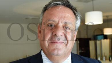 """Photo of O neumólogo trivés Julio Ancochea, na webinar """"Humanismo en tempos de Covid"""""""
