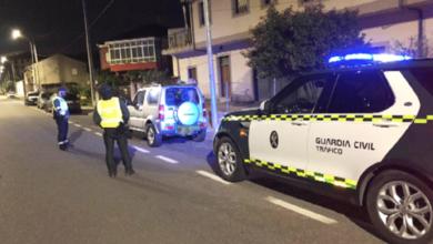 Photo of Dous condutores denunciados por incumprimento da mobilidade nocturna no Barco e na Rúa, positivos en drogas e alcohol