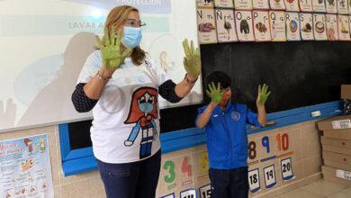 """Photo of Formando """"Heroes contra o coronavirus"""" nos centros escolares da provincia"""