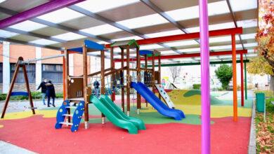Photo of Trives estrea parque infantil cuberto e cun rocódromo, entre outros espazos de xogo