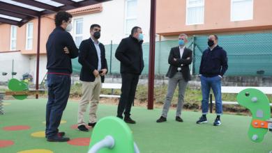 Photo of Mundín (Nogueira de Ramuín) conta cun novo parque infantil cuberto