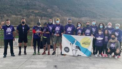 Photo of 44 km de andaina polas aldeas de Vilamartín contra o cancro de páncreas