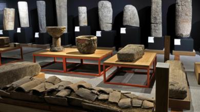 """Photo of Inaugúrase a exposición """"Fondos pétreos"""" do Museo Arqueolóxico Provincial de Ourense"""