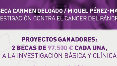 Photo of Xa ten ganadores a V Beca C. Delgado/ M. Pérez Mateo de investigación contra o cancro de páncreas