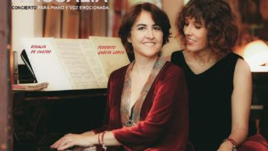 """Photo of Lucía Álvarez e Rosa Torres-Pardo presentan en Ourense """"A Rosalía. Concerto para piano e voz emocionada"""""""