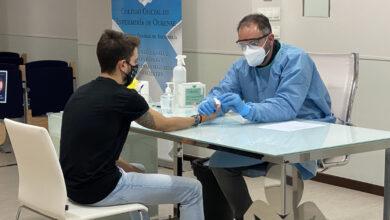Photo of O Colexio de Enfermería de Ourense comeza a facer test rápidos de Covid