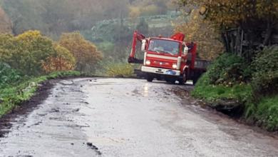 Photo of Obras de mellora na estrada da Bouza (Viana) ata o cruce da OU-533