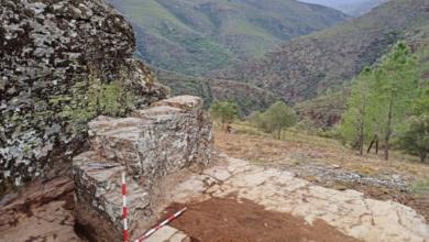 Photo of A escavación no Castrillón (Larouco) permite localizar unha cabana de estrutura angular