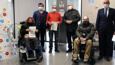 Photo of Disvalia recibe unha aportación de 2.200 euros para o seu proxecto de fisioterapia e pilates