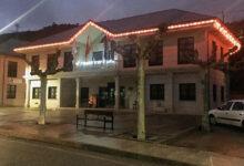 Photo of Iluminación do Nadal en Vilamartín de Valdeorras