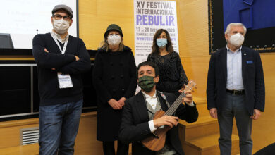 Photo of Rebulir celebra a XV edición do seu festival internacional retransmitindo na rede a gala central