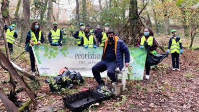 Photo of Os Ecovixiantes de Ourense participan nunha campaña nacional en defensa dos bosques