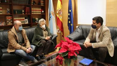 Photo of O delegado da Xunta reúnese coa Asociación de Familiares de Enfermos de Alzhéimer de Ourense