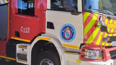 Photo of Unha persoa resulta afectada nun incendio que obrigaba a desaloxar un edificio en Verín