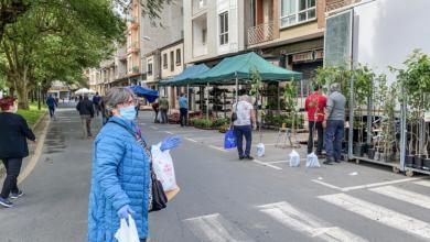 Photo of Verín recupera as feiras co 50% dos postos habituais
