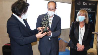 Photo of A adega Godeval, galardoada co Premio á Exportación José Manuel Pérez Canal