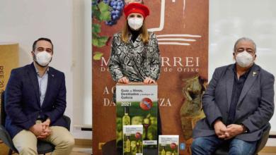 """Photo of A """"Guía de Viños de Galicia"""" preséntase nas denominacións ourensás"""