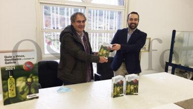 """Photo of """"Os grandes ouros da 'Guía de Viños de Galicia' amosan a diversidade dos viños de Valdeorras"""""""