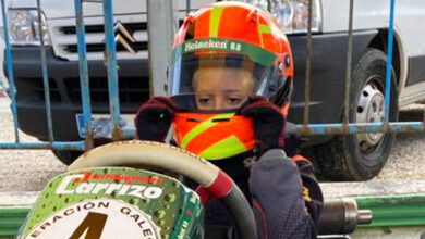 Photo of O piloto barquense Leo Pérez ficha por ALC Motorsport e correrá en febreiro nun europeo