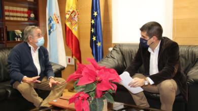 Photo of O alcalde de Montederramo reúnese co delegado da Xunta en Ourense