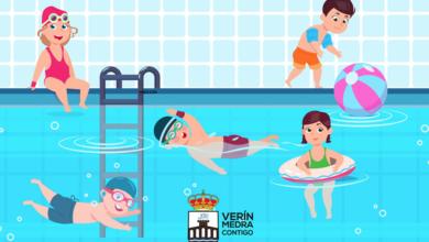 Photo of Aberta a preinscrición para o curso de natación infantil nas piscina climatizada de Verín