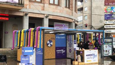 Photo of A campaña de información e sensibilización contra a violencia sexual recala na Rúa