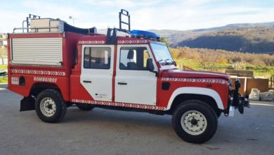 Photo of O Concello de Viana recibe un vehículo de emerxencias doado pola Deputación de Ourense
