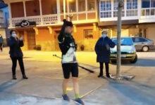 Photo of O rues Iván Dosantos fai o tramo Ponferrada-A Rúa do Camiño de Inverno en 8 horas e 20 minutos