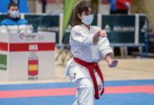 Photo of Boa experiencia para as karatekas do River Stone (O Barco) na 1ª fase da liga nacional