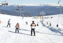 Photo of A Estación de Montaña Manzaneda abre a tempada nun espectacular día de sol e neve