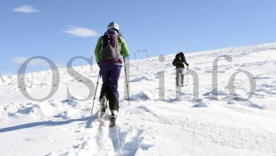 Photo of Desfrutando dun espectacular día de neve en Trevinca